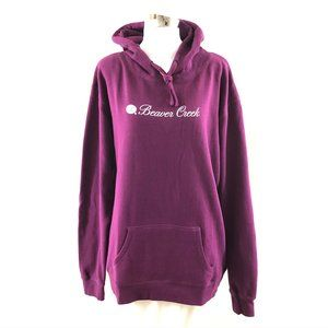 Ouray Beaver Creek Resort Womens Hoodie Pullover